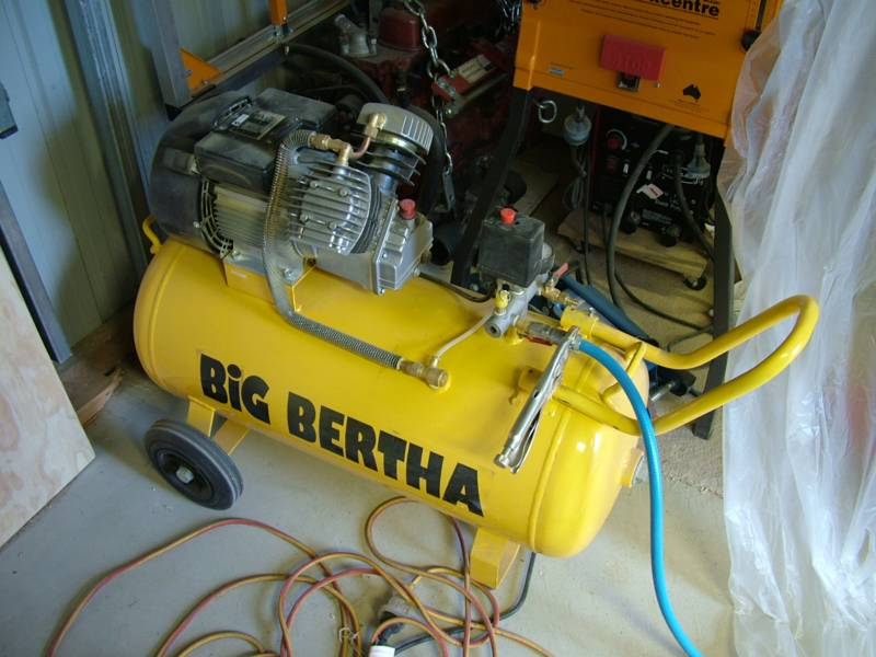Compressors For Spray Painting Cars